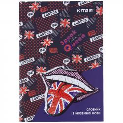 Словарь для иностранного языка 40 листов А5 Flag Kite K21-407-1
