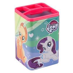 Стакан-подставка для канцелярии квадратный  My Little Pony  KITE, 40710