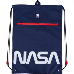 Сумка для обуви  Kite Education NASA с карманом NS21-601L-2