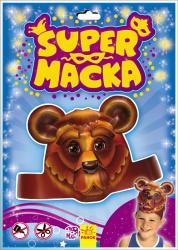SUPER маcка. Медвежонок