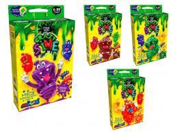 Безопасный образовательный набор для проведения опытов Danko Toys Crazy Slime, ДТ-СО-16-12
