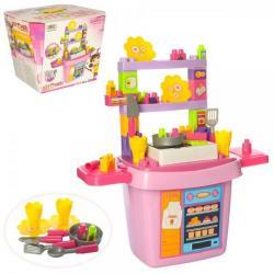 Игровой набор кухня детская Bambi, 8402