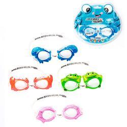 Очки для плавания, регул.реминець 21047