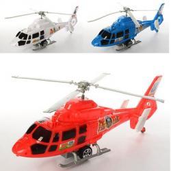 Вертолет инерционный на запуске 2488