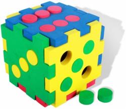 Развивающий куб Домино