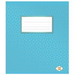 Тетрадь школьная  Фон  18 листов клетка Тетрада Ю-7039