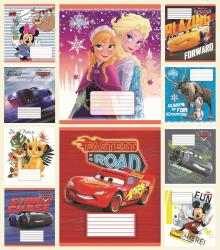 Тетрадь школьная  Disney  24 листов клетка Тетрада