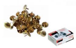 Кнопки NORMA 50шт. никель 4836