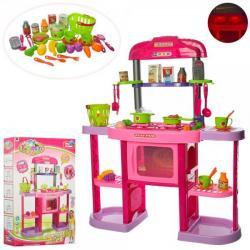 Игровой набор кухня детская My kitchen, 661-75