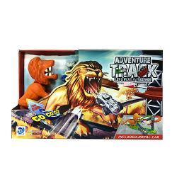Игровой набор Adventure Track Лев Автотрек, 9988-91