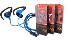 Наушники Deepbass D-09 Sport + mic - Black