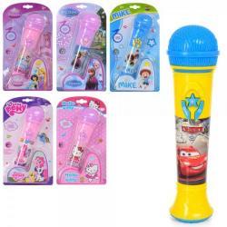 Микрофон (музыка, свет), 6 видов B286-1-3-5-7-9-11