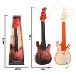 Гитара 58см., Медиатор, 898-21