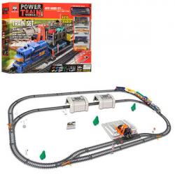 Игровой набор BSQ Железная дорога с машинками 2084