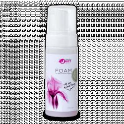 Восстанавливающая противовоспалительная пена для интимной гигиены с соком лесных ягод Velvet Juicy Home Care, 150 мл