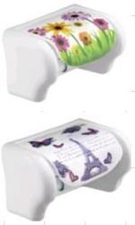 Держатель для туалетной бумаги elif 386