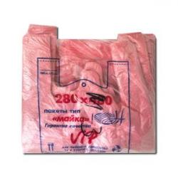 Пакет полиэтиленовый майка №3 П / м3