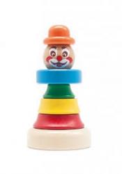 Пирамидка Клоун 1