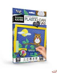 Вышивка на пластиковой канве PLASTIC CANVAS PC-01