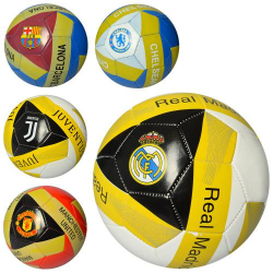 Мяч футбольный (размер 5, ПВХ, 2 слоя, 32 панели) EV 3193