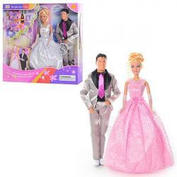 Жених и невеста 29см, аксессуары, DEFA 20991