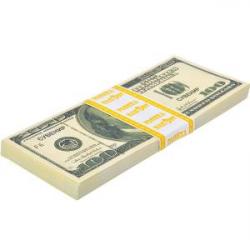 Сувенир 100 долларов
