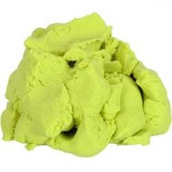 Кинетический песок 1000г салатовый