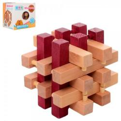 Головоломка Burrpuzzle деревянная, 5268