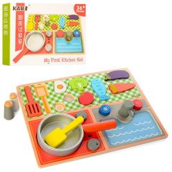 Продукты (плита, сковорода) MD 1223