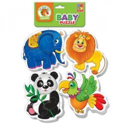 Бэби предметов Vladi Toys Зоопарк, VT1106-50