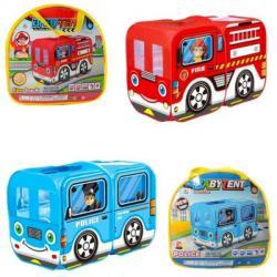 Палатка автобус, 128-68-85 см M 5783
