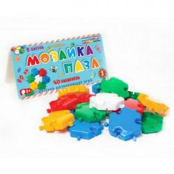 Мозаика COLORPLAST 40 элементов, 1-144