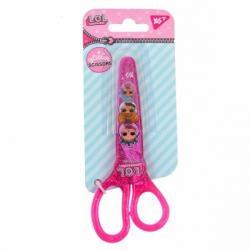 Ножницы YES LOL 13см в пластиковом чехле, 480385