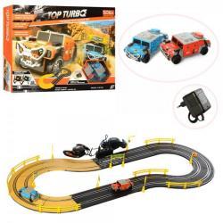 Игровой набор Top Turbo Скоростной трек на дистанционном управлении, A47-20