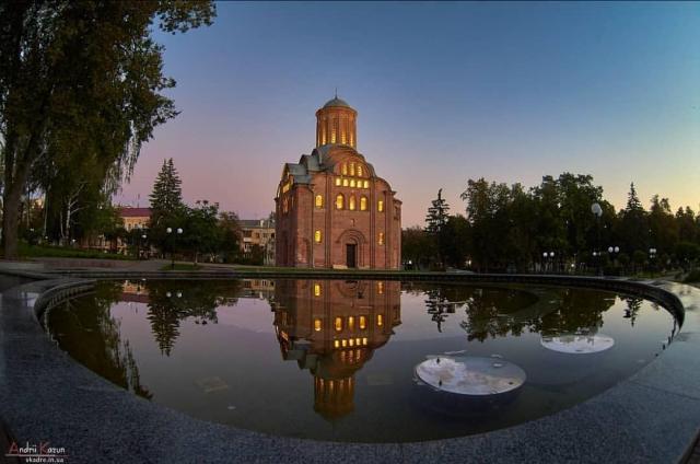 Фото Киев и Чернигов {основной} - корп