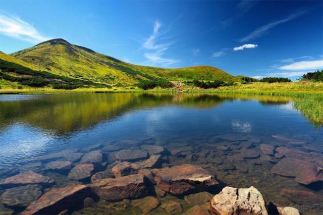 Фото Солнечное Прикарпатье