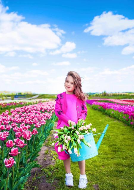 Фото Фото-тур — цветение тюльпанов в Добропарке {основной} - корп