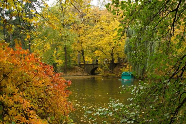 Фото Софиевский парк в Умани {основной} - корп
