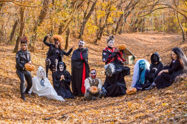 Фото Хеллоуин 2021