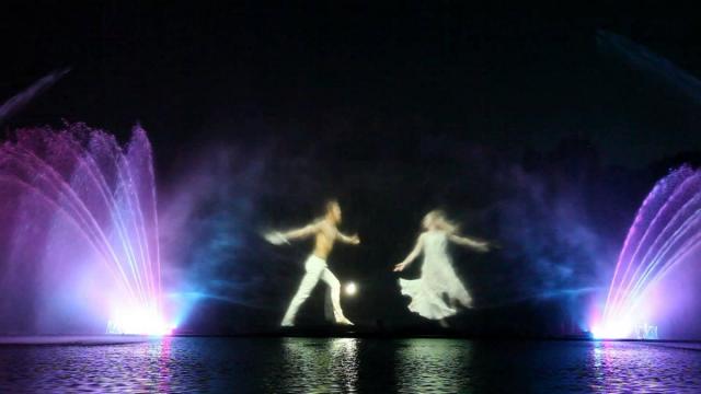 Фото Винницкие фонтаны {основной} - корп
