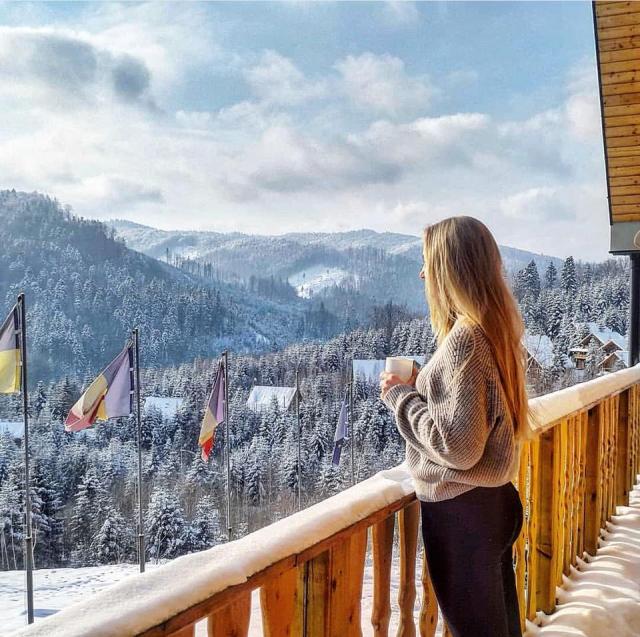 Фото Новый Год 2021 в горах — отдыхаем в Мигово