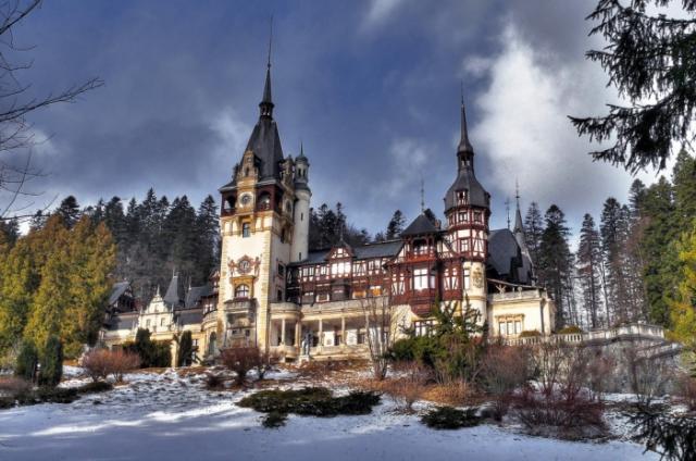 Фото Зимнее путешествие в Румынию