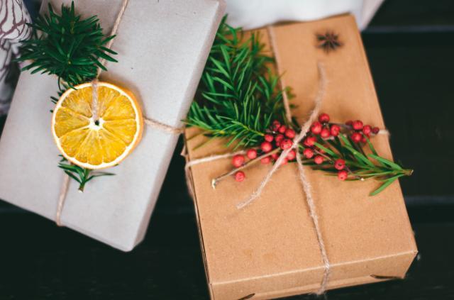 Фото Новогодний подарок - travel box