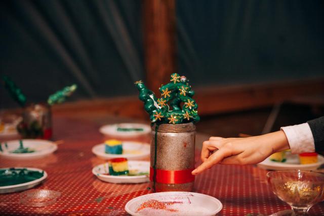 Фото Новогодние мастер-классы для детей {основной} - 12.12