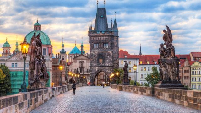 Фото Краков, Дрезден и Прага {основной} - корп
