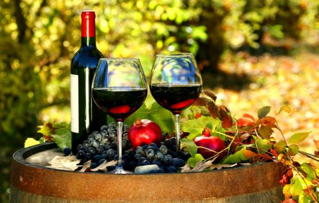 Фото Праздник молодого вина в Закарпатье