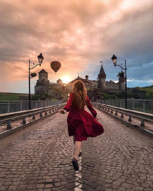 Фото Фестиваль воздушных шаров в Каменец-Подольском {основной} -корп