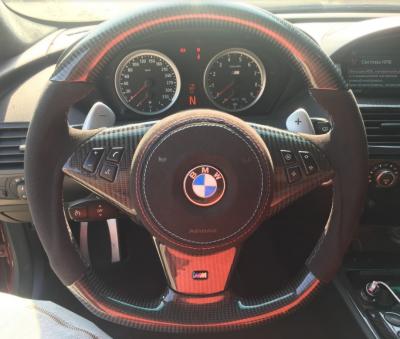 Фото Руль карбоновый  BMW M6