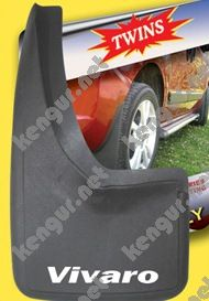 Фото Брызговики Opel Vivaro задние #892215