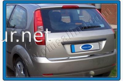 Фото Накладка на нижнюю кромку багажника Ford Fiesta 2002-2008